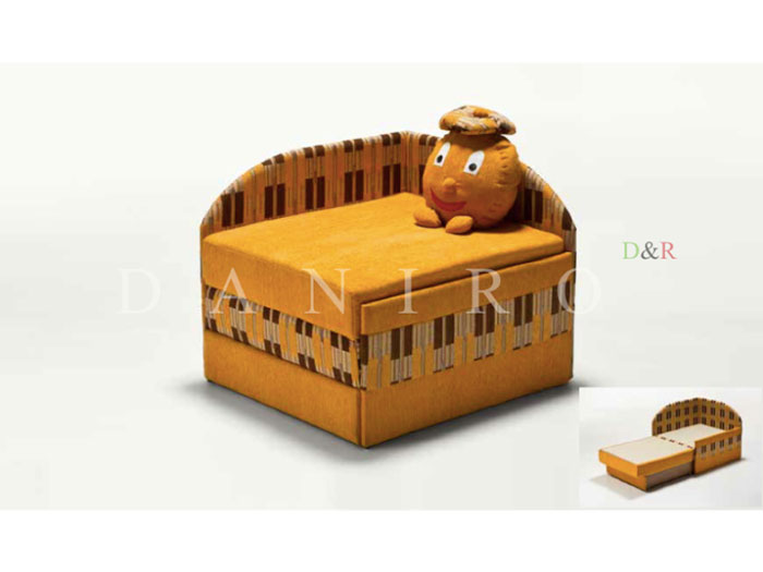 Филипок (2-х пруж.) угловой - мебельная фабрика Фабрика Daniro. Фото №1. | Диваны для нирваны