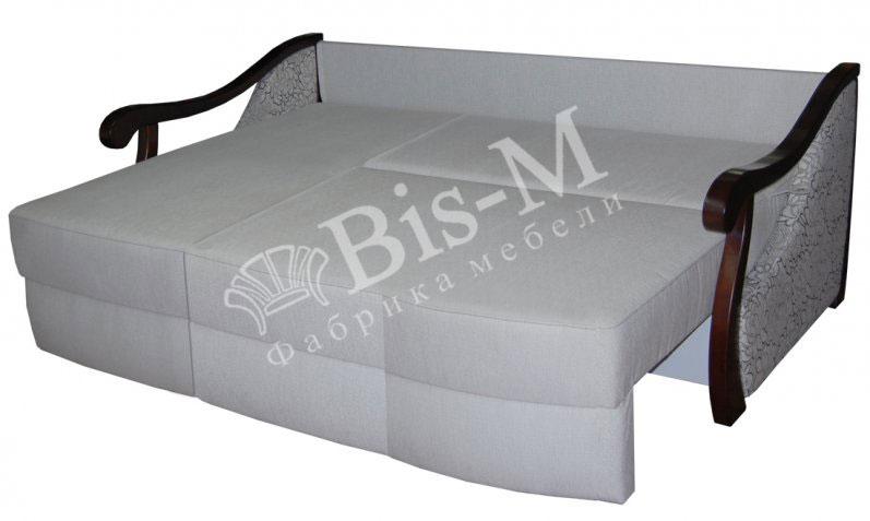 Жасмін  з отоманкою - мебельная фабрика Бис-М. Фото №3. | Диваны для нирваны