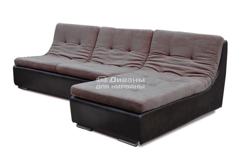 Рэдмонд с оттоманкой - мебельная фабрика ЛВС. Фото №1. | Диваны для нирваны