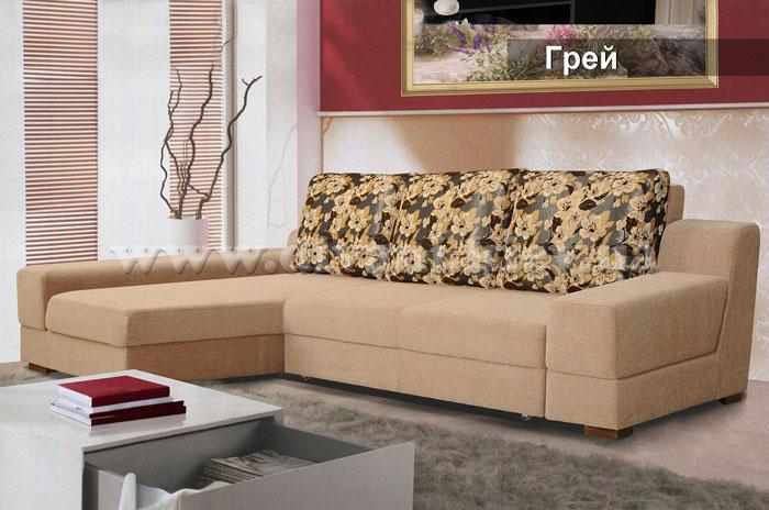 Грей - мебельная фабрика Лівс. Фото №25. | Диваны для нирваны