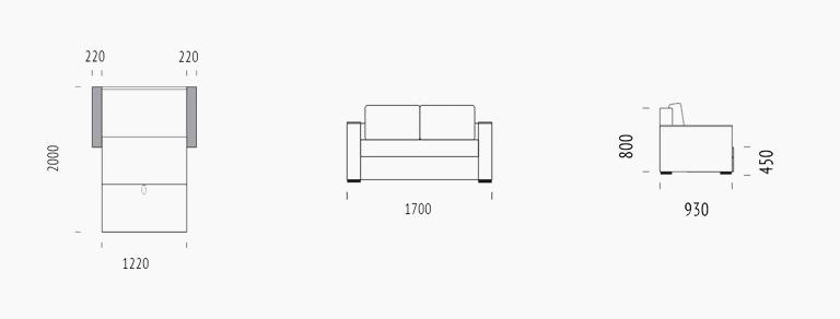 Гармонія-міні - мебельная фабрика Eurosof. Фото №2. | Диваны для нирваны