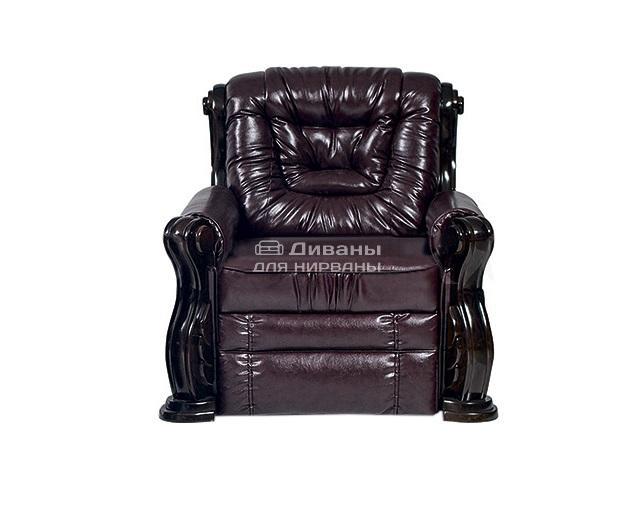 Ричмонд  в коже - мебельная фабрика Daniro. Фото №1. | Диваны для нирваны