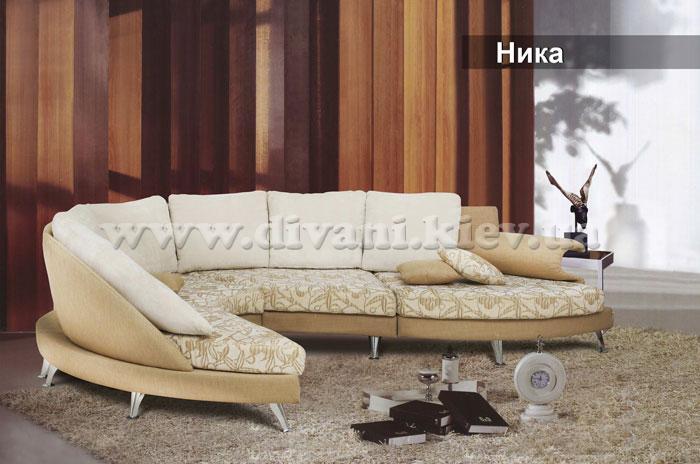 Ника угловой - мебельная фабрика Фабрика Ливс. Фото №1. | Диваны для нирваны